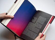 — My Unborn Daughter - Briana Garelli / Communication Design #layout #book #typography