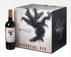 Bogle Essential Red ~ Wine Label Design ~ Packaging ~ Auston Design Group