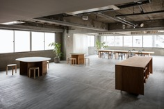 With an Open Space by Tsubasa Iwahashi Architects
