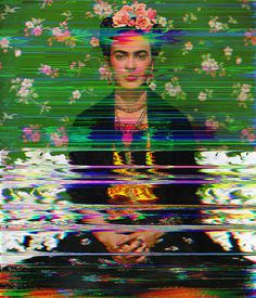 ESTERA LAZOWSKA, POWERFUL GLITCH WOMEN
