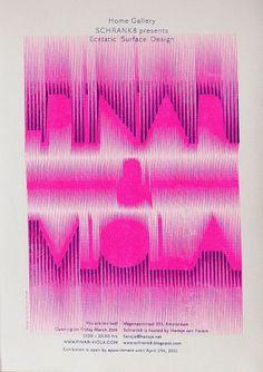 www.hansje.net #typography #poster #hansje van halem
