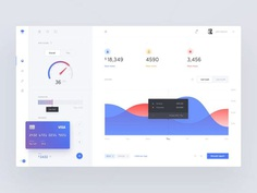 UI Design Inspiration #3 | UX/UI - Interaction Design | FreeUI.Design