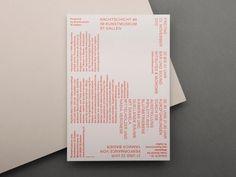 Kasper Florio #print #design #layout #typography