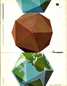 FFFFOUND! | TypeToy (oxane: Erik Nitsche Illustration 7 by sandiv999 ...) #buckminister #world