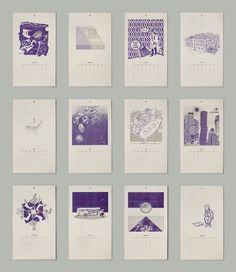 2012 Apocalypse Calendar - Vitae Design #calendar #design #vitae