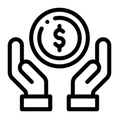 See more icon inspiration related to money, bank, investment, save money, savings, business, commerce, currency, hand gesture, business and finance and hands and gestures on Flaticon.