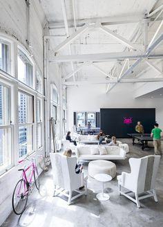 MTZHF Advertising Agency Offices in San Francisco / Gensler