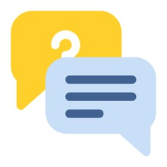 See more icon inspiration related to interview, news, conversation, communications, speech bubble and talking on Flaticon.