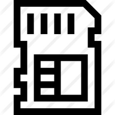 See more icon inspiration related to memory card, electronics, storage and device on Flaticon.