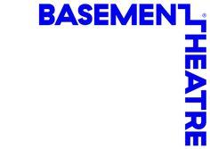 Basement Theatre #theatre #logo #ligature #stairs