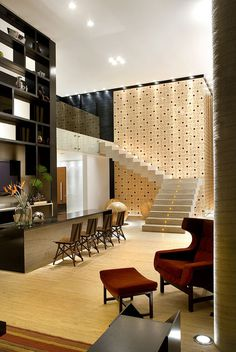 Expressive Brazilian Architecture to Inspire Your Next Home Makeover #interior #design #modern
