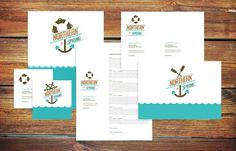 DIANA Q // DESIGN FOR YOU! #diana #quenomoen #branding #nautical
