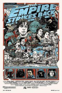 Sci-Fi-O-Rama / Science Fiction / Fantasy / Art / Design / Illustration #poster #vintage #wars #star