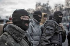 Occupy Kiev by Barbaros Kayan #inspiration #photography #documentary