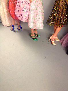 Fashion(Dior Couture Backstage, Lucas Lefler, viaaccessibleexclusivity) #fashion #dior