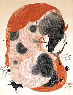 Victo Ngai - illustration