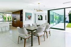 Rare Modernist Home Gets Restored and Updated 10