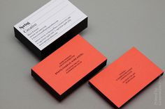 Generation Press #emboss #business #branding #card #stationery