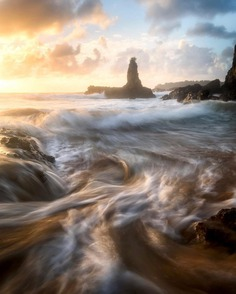Seascape and Landscape Photography in Australia by Johnny James