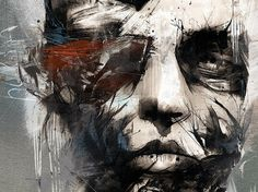 Looks like good Illustrations by Russ Mills