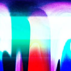 glitch #rgb #artwork #screen #tv #glitch #music #colour #electronic