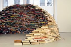FFFFOUND! #bookshelf #book