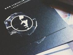 Dribbble - Personal Cards by Samsun Lawson #lawson #branding #card #samsun #logo