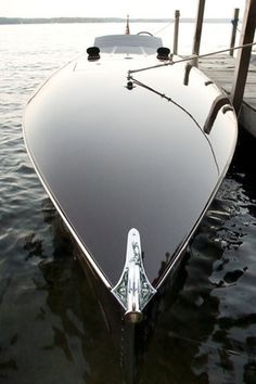 FFFFOUND! | WORKIN' FOR THE MAN #white #water #lifestyle #classic #design #black #boat #style