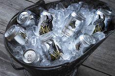 Einstök Arctic Berry Ale ~ Beer Can Design ~ Auston Design Group