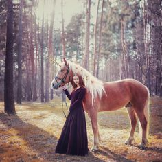 Fairytales Come To Life In Fantasy Portraits by Darja Bilyk
