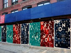 Design Work Life » Student Work: Aldis Ozolins: Blue Note Legend
