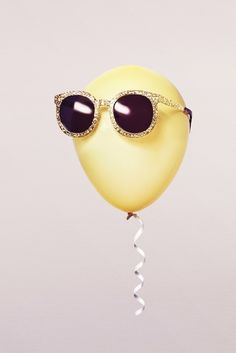 Zoom Photo #photography #balloon #sunglasses