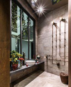 Fabuloft – Ceramic Tile Exhibition by Novoceram - #decor, #interior, #tiles