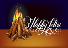 Free Happy Lohri Wishes