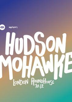 Hudson Mohawke Poster
