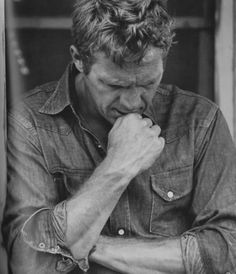 Cooler Than Before (McQueen.) #steve #mcqueen