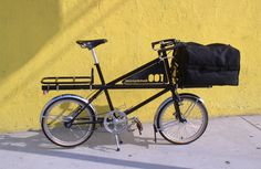 James Black : The New Cycle Truck