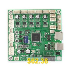 Ortur #OT4-PCBA-4.3B-V1 #3D #Printer #Motherboard #- #MEDIUM #AQUAMARINE
