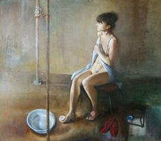 Итальянский художник. Paolo Petro