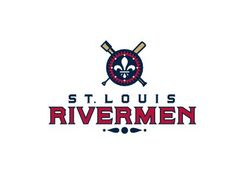 Dribbble - Rivermen by CJ Zilligen #logo #sport #louis