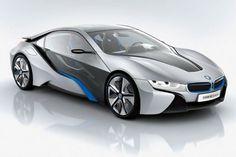 BMW i8 Concept | flylyf #bmw #auto #concept #car #german