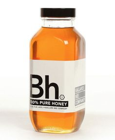 Ballard Bee Company Packaging #packaging