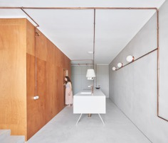 Marina Apartment by Cometa Architects