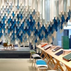 The Picnic by Raw Edges for Kvadrat #instalation