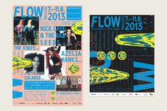 Flow Festival — Tsto #design #graphic #tsto #festival