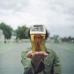 portraits - Tom Kondrat Photography #photo #man #beer