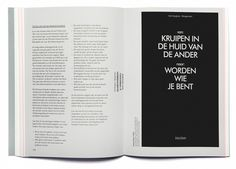Sinds 1416 | Graphic Design & Visual Research | Graphic Design | Het Hooghuisreisgenoten #graphic design #editorial