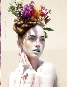 ONE Magazine Issue No. 5 (www.onemag.us) #fashion #cover #print #magazine
