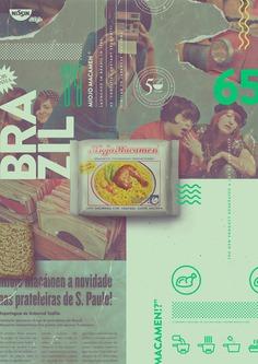 Nissin illustrations Posters