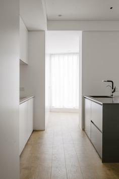 TC Apartment by Office ZHU